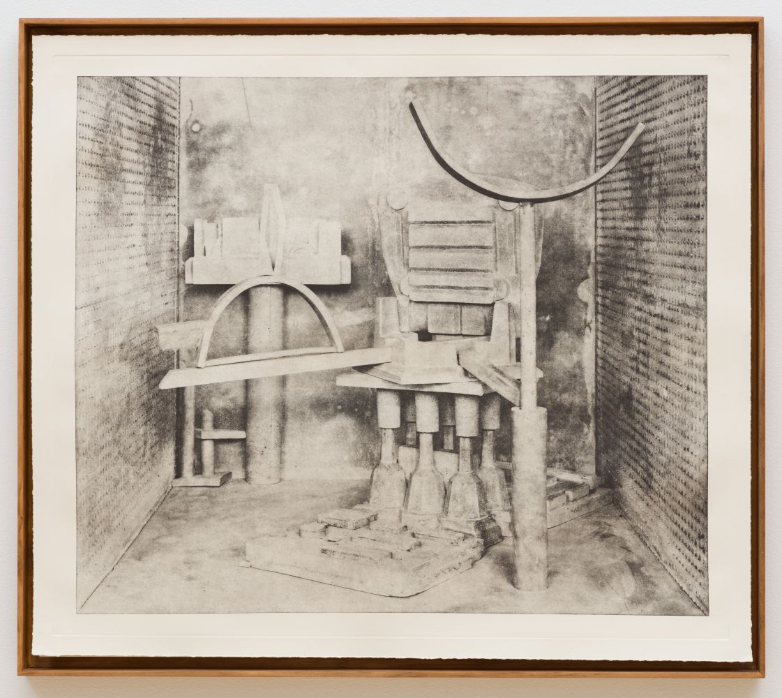 Stature photogravure No. 3 by Rodrigo Valenzuela
