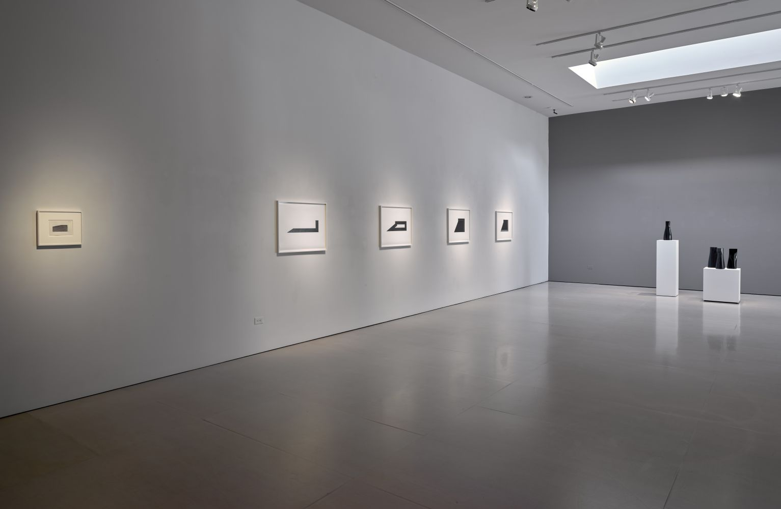 Installation view of Definition