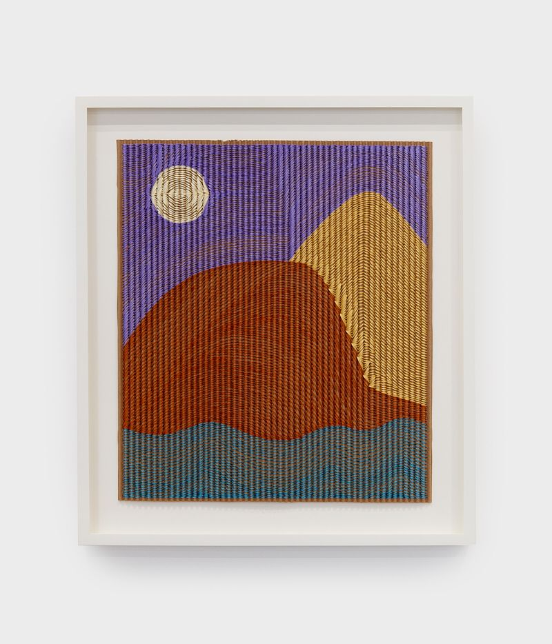 Amy Kim Keeler, Magnetic Mountain, 2019