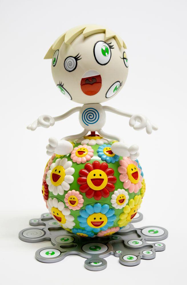 Takashi Murakami Mister Wink, Cosmos Ball