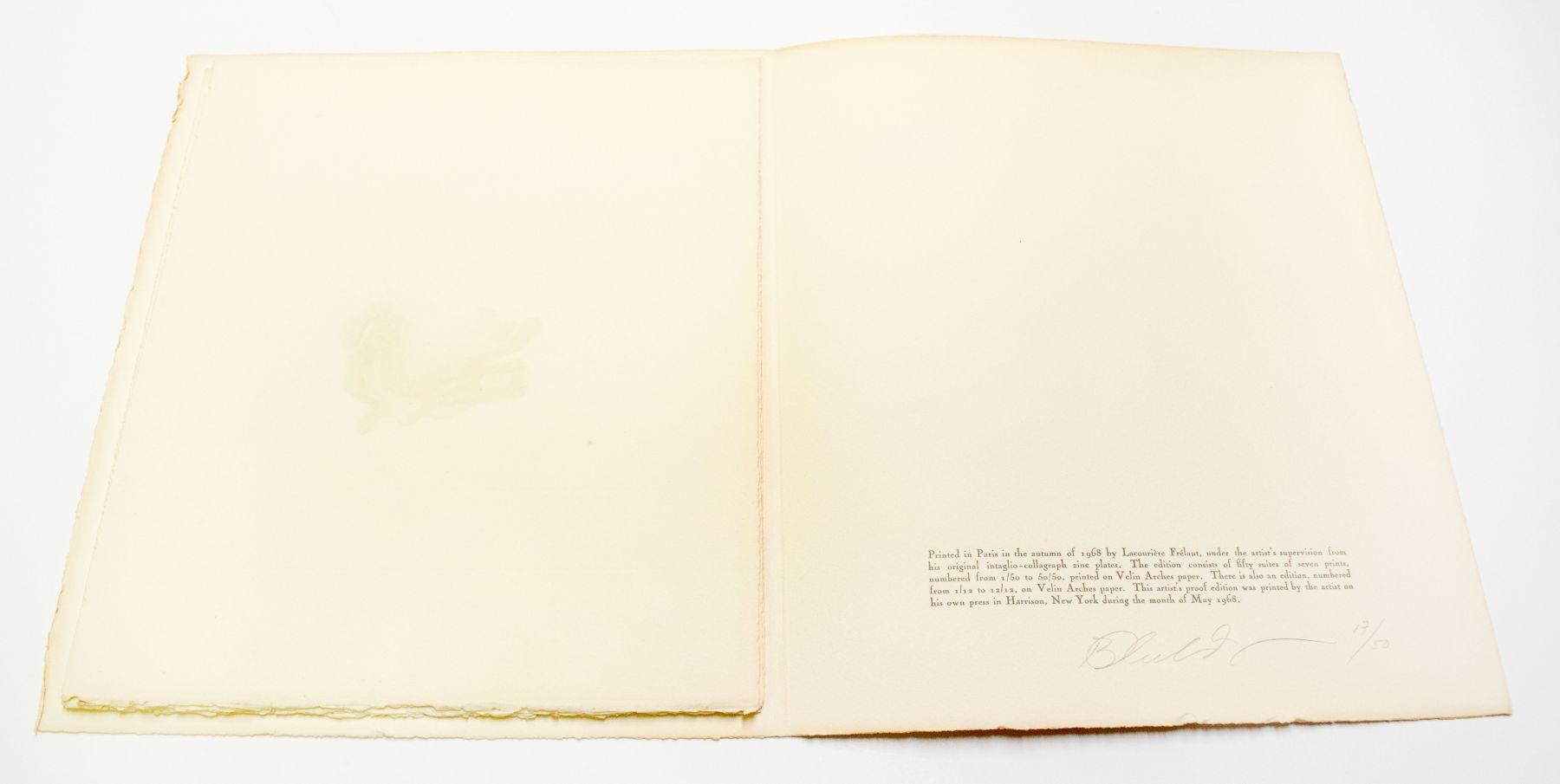 Bernard Childs Seven Talismans, 1968