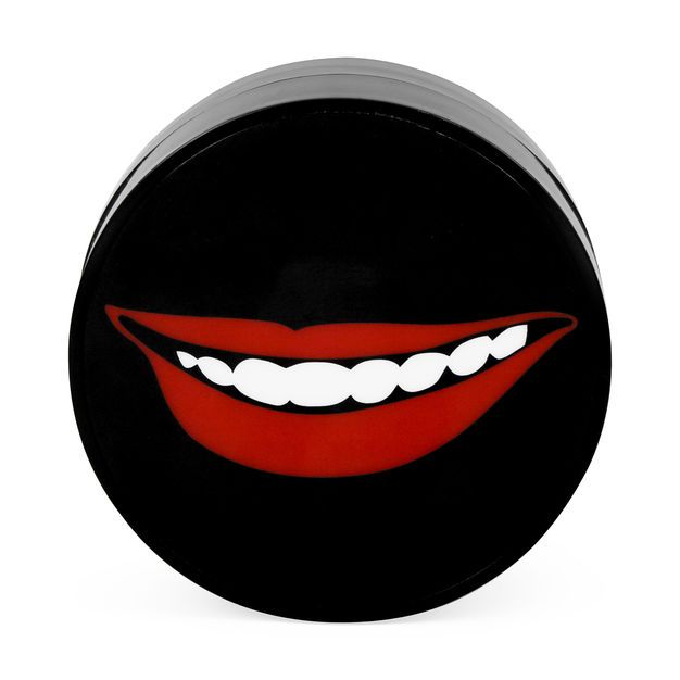 Sanford Biggers Cheshire Smile