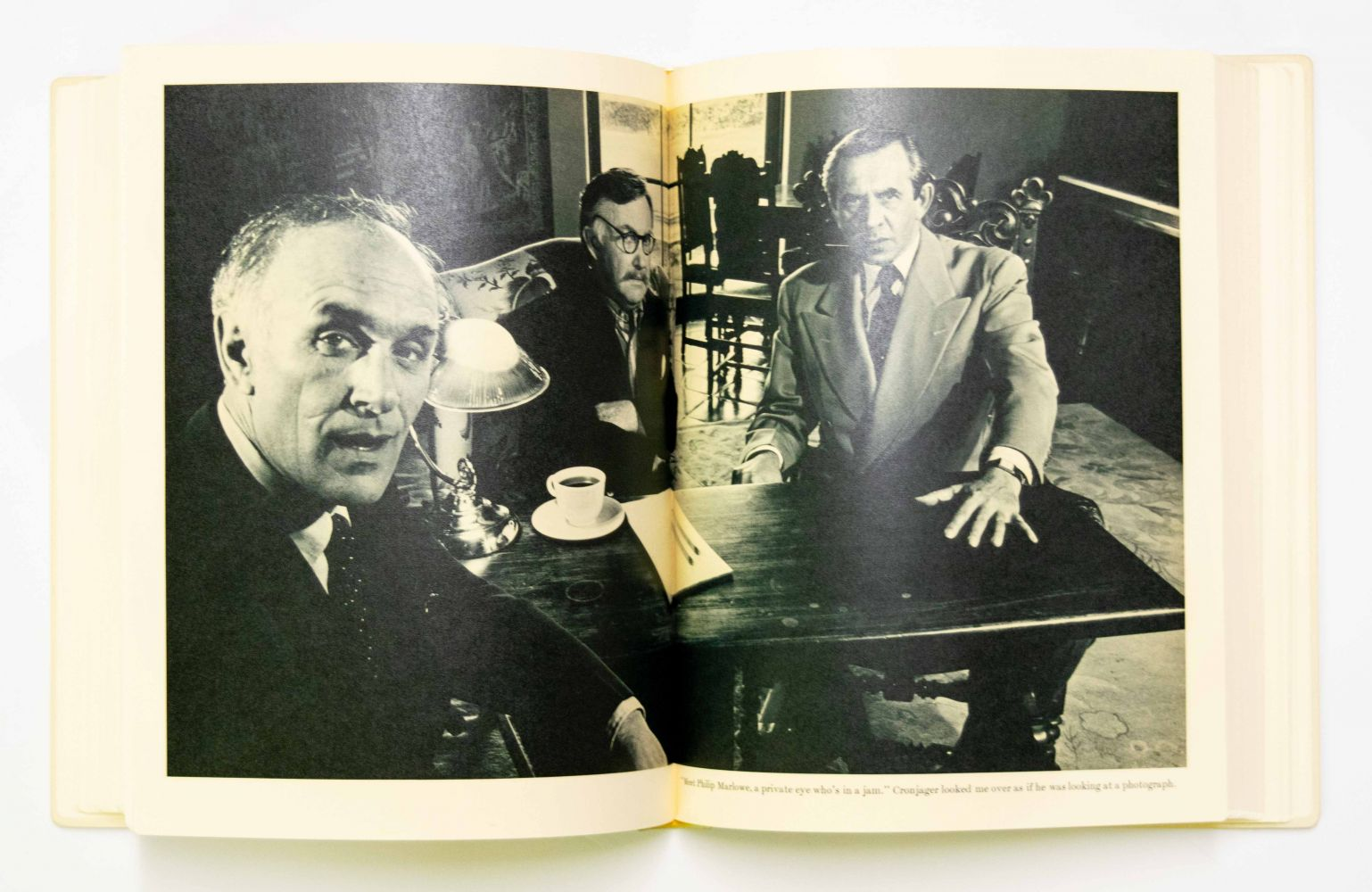 Raymond Chandler and Lou Stoumen The Big Sleep, 1986