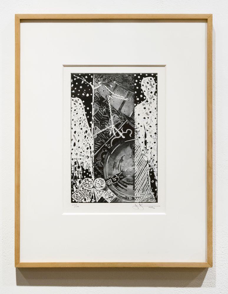 Jasper Johns Winter, 1986
