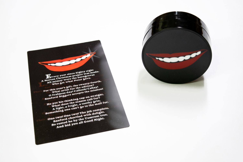 Biggers Cheshire Smile