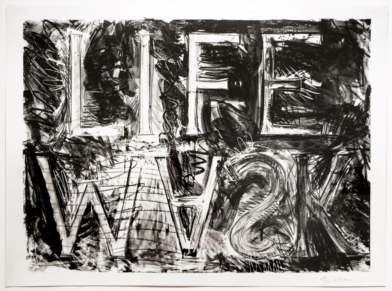 Bruce Nauman: Life Mask, 1981