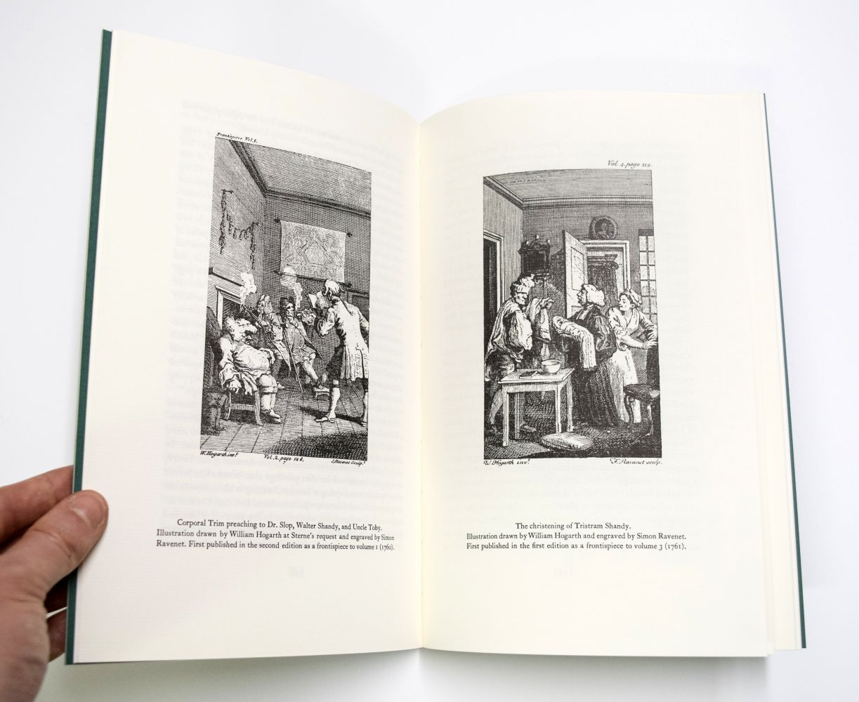 Baldessari The Life and Opinions of Tristram Shandy