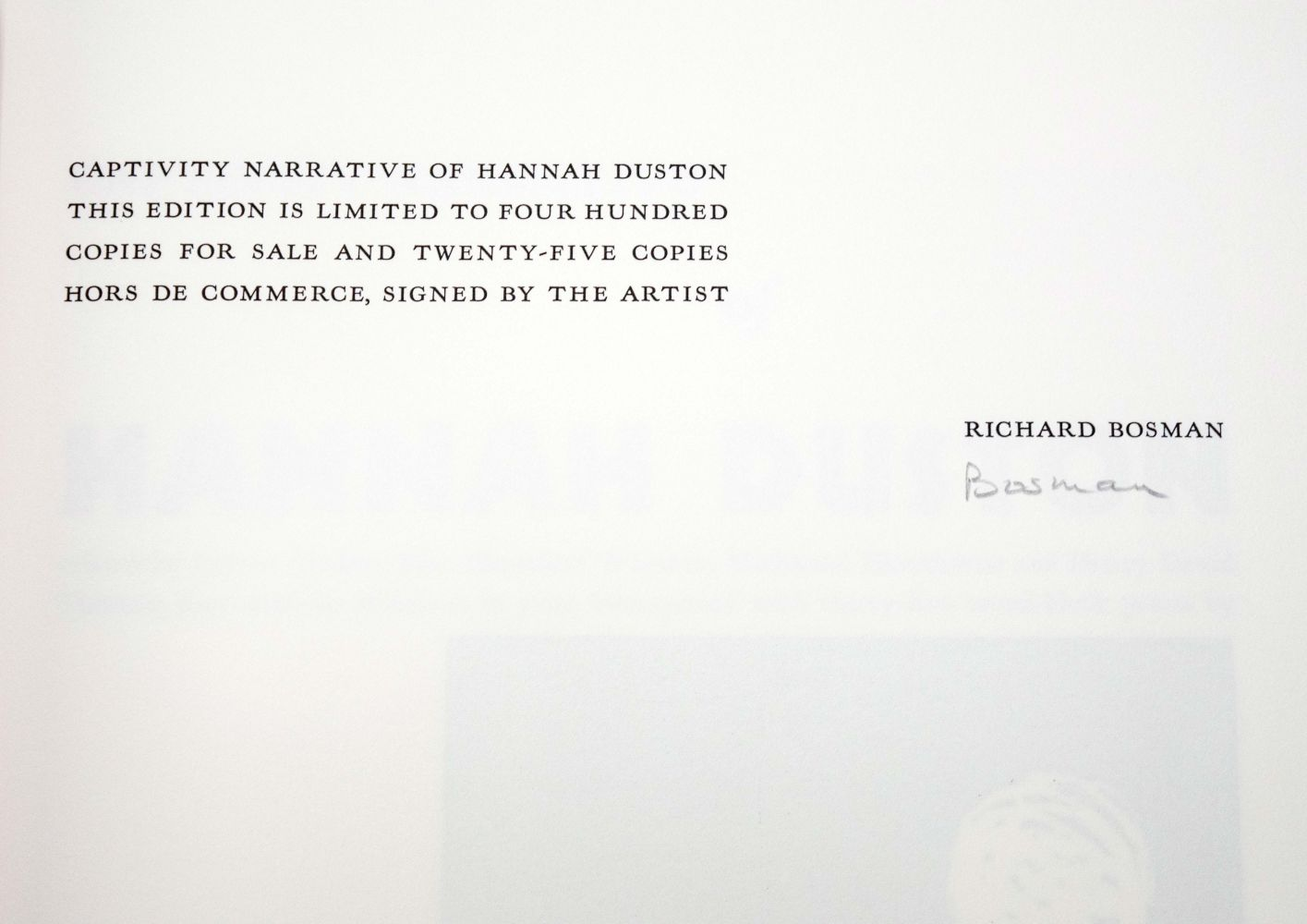 Bosman_Captivity Narrative of Hannah Duston