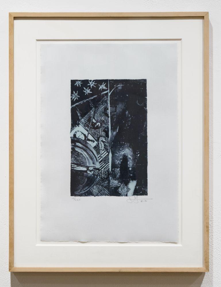 Jasper Johns Summer (Blue), 1985-1991