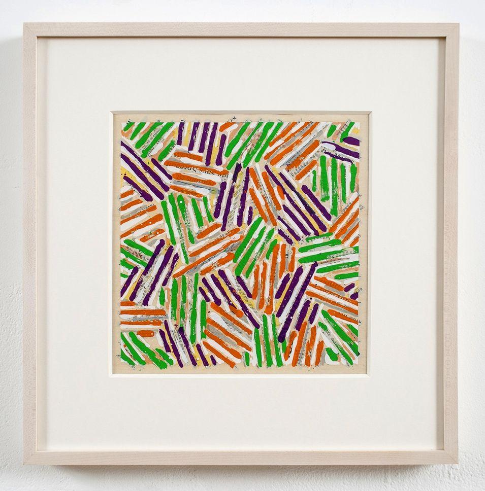 Jasper Johns Untitled, 1977