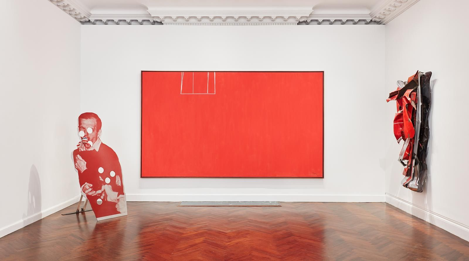 Reds Installation View 15