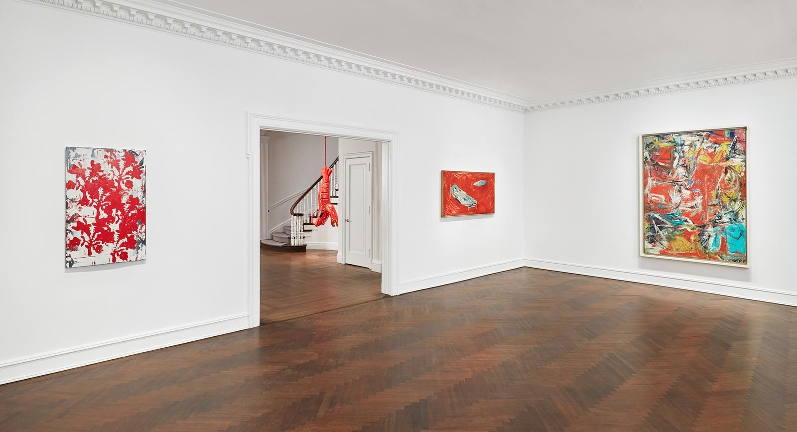 Reds Installation View 4