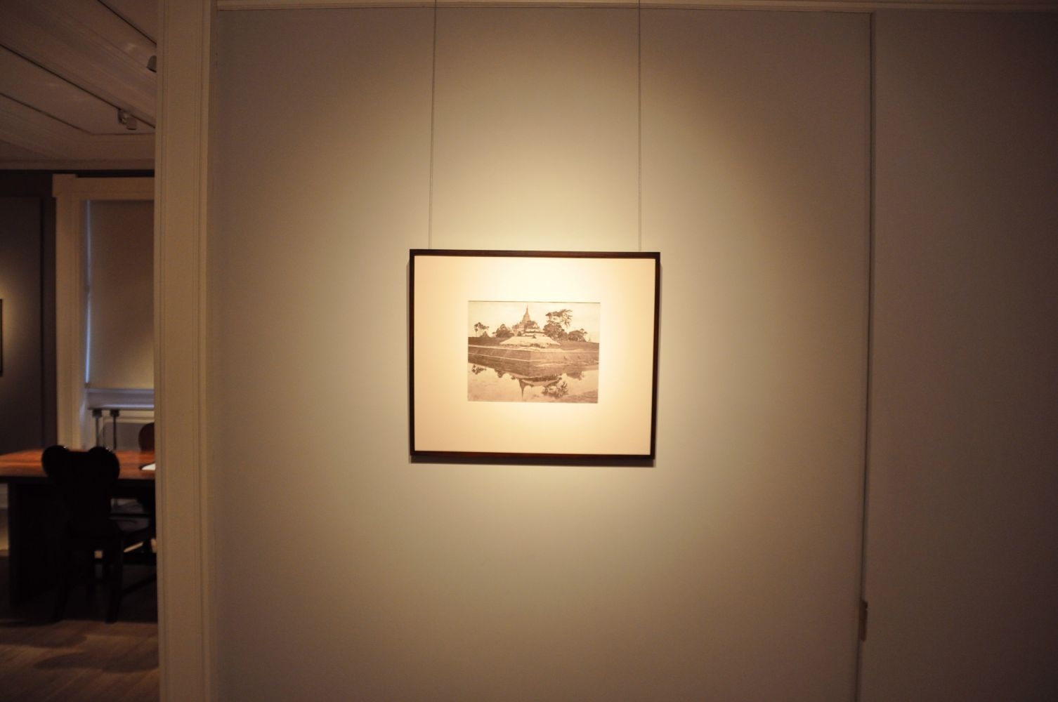 Linnaeus Tripe Photographs of Burma and India Exhibition Installation View