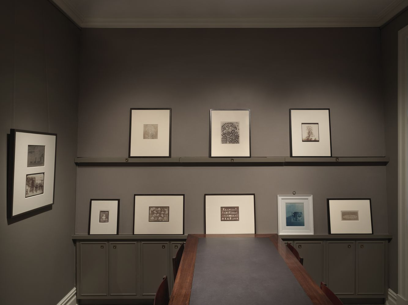 Lacock Abbey: A Birthplace of Photography on Paper Exhibition Installation View