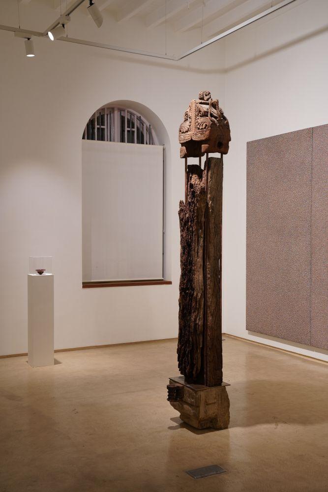 RED, Installation View, Galerie Mirchandani + Steinruecke, Mumbai 2021
