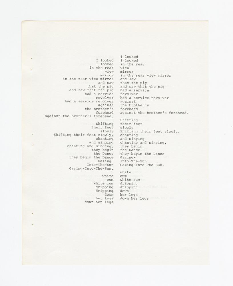 Cum, 1971 (3)
