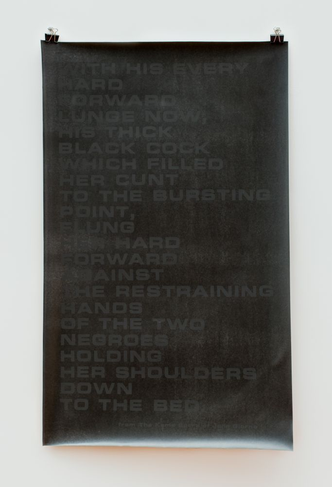 Black Cock, 1968