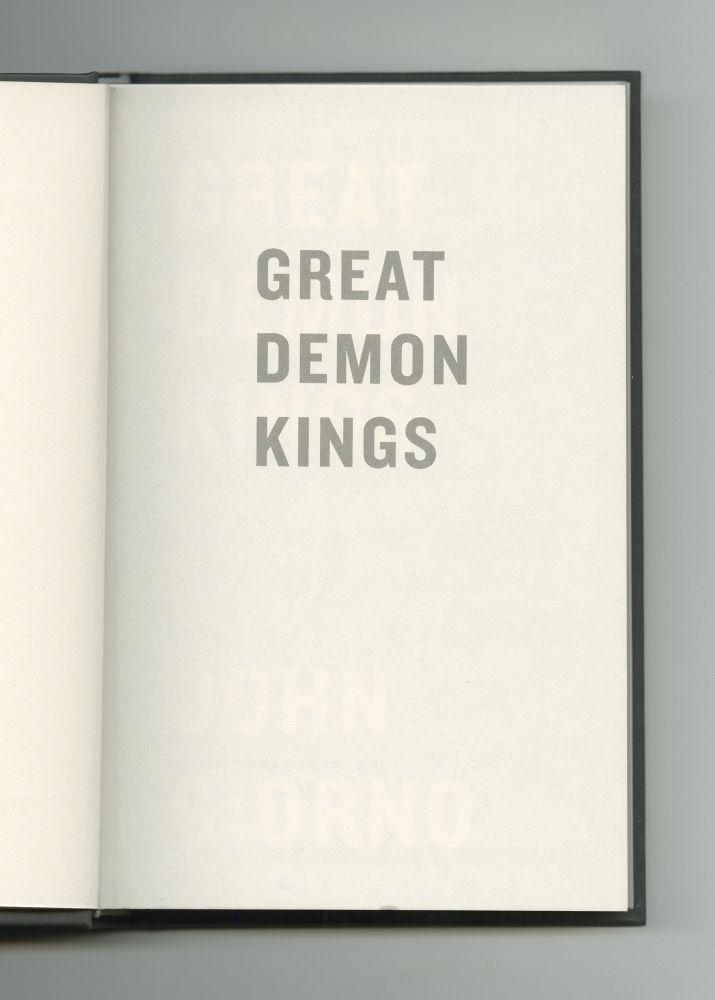Great Demon Kings, 2020 (3) – Half-title