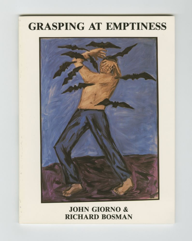 Grasping At Emptiness, 1985 (1) – Front cover