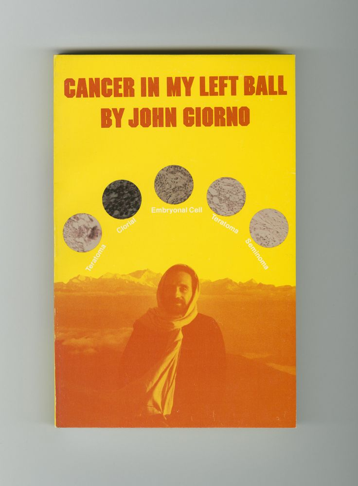 Cancer in My Left Ball, 1973 (1) – Front cover
