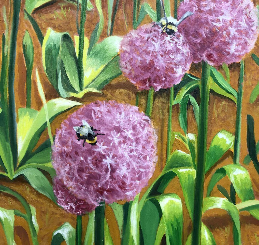 Allium (Detail 2)