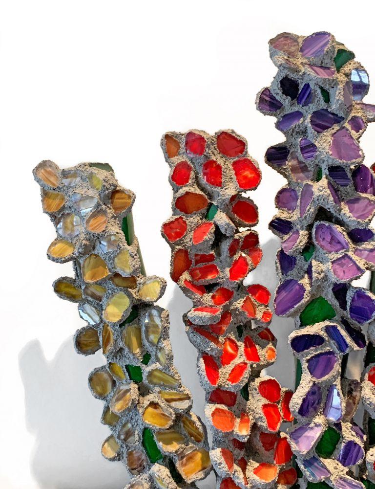 Gladiolus (Detail 3)