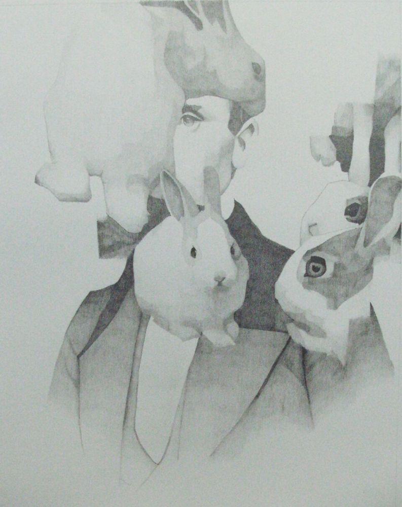 "William Walker  20"" x 16""  Pencil On Paper"