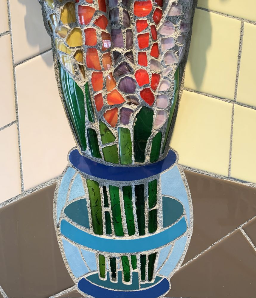 Gladiolus (Detail 1)