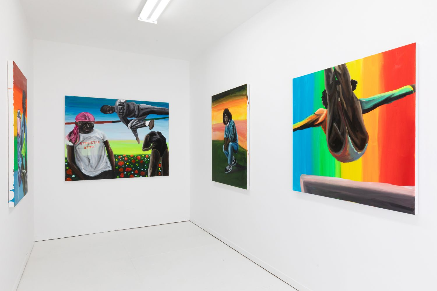 Marcus Brutus: The Truth That Never Hurts - installation view