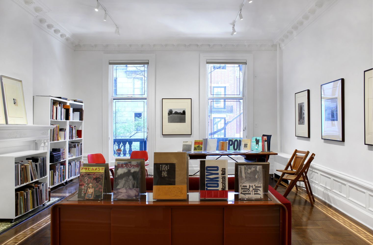 John Gossage: Distractions & Failures (installation view)