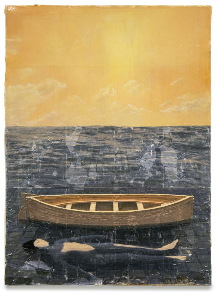 Ho Jae Kim, Lifeboat Simulation, 2020
