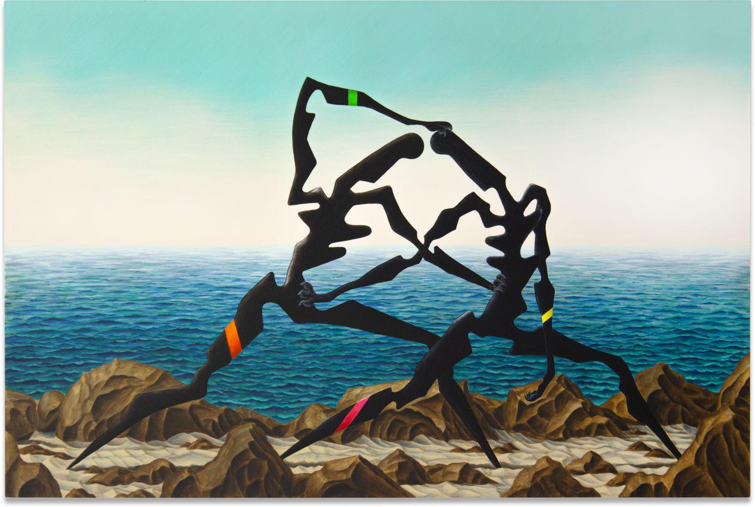 Alejandro Cardenas, The Messengers, 2020