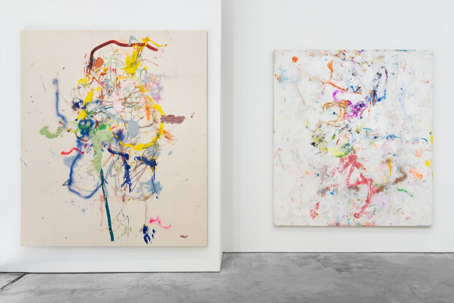 Dan Flanagan: Everything Is a Lot of Things - installation view