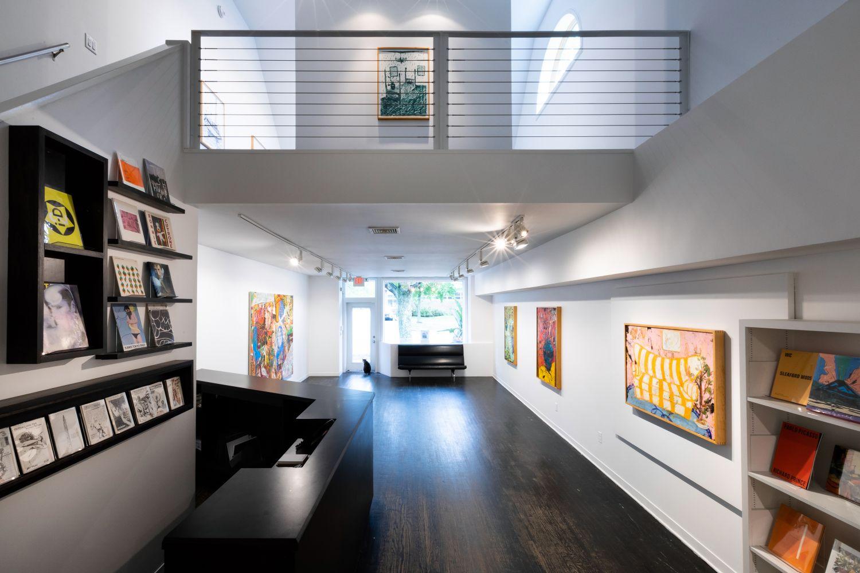 Angel Otero: Broken Record - installation view