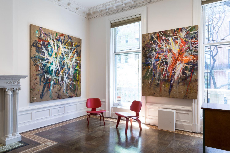 Spencer Lewis: Harper's Apartment - installation view