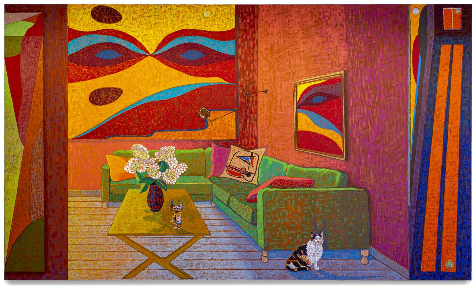 JJ Manford, New American Painting, 2021