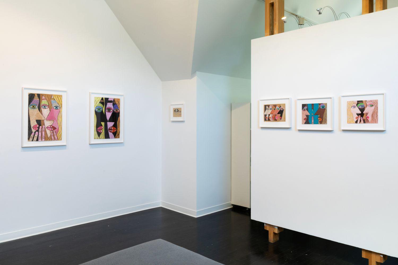 Quartet - installation view