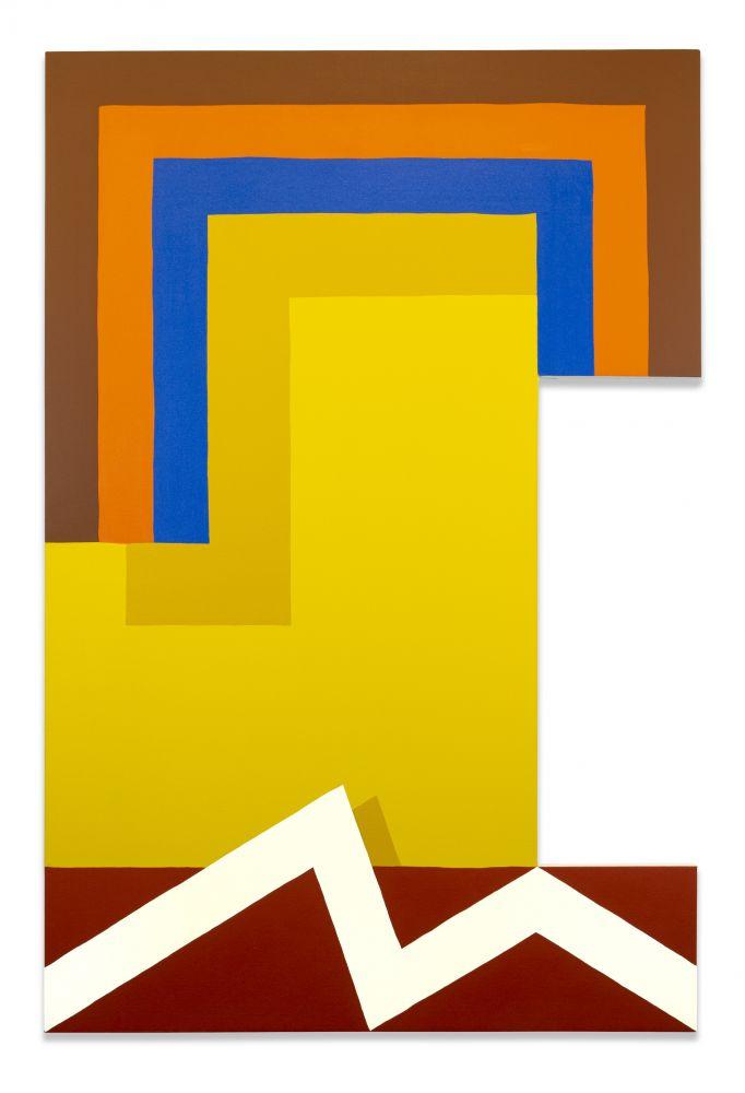 Matthew King, 305 (Recurring Paintings), 2019