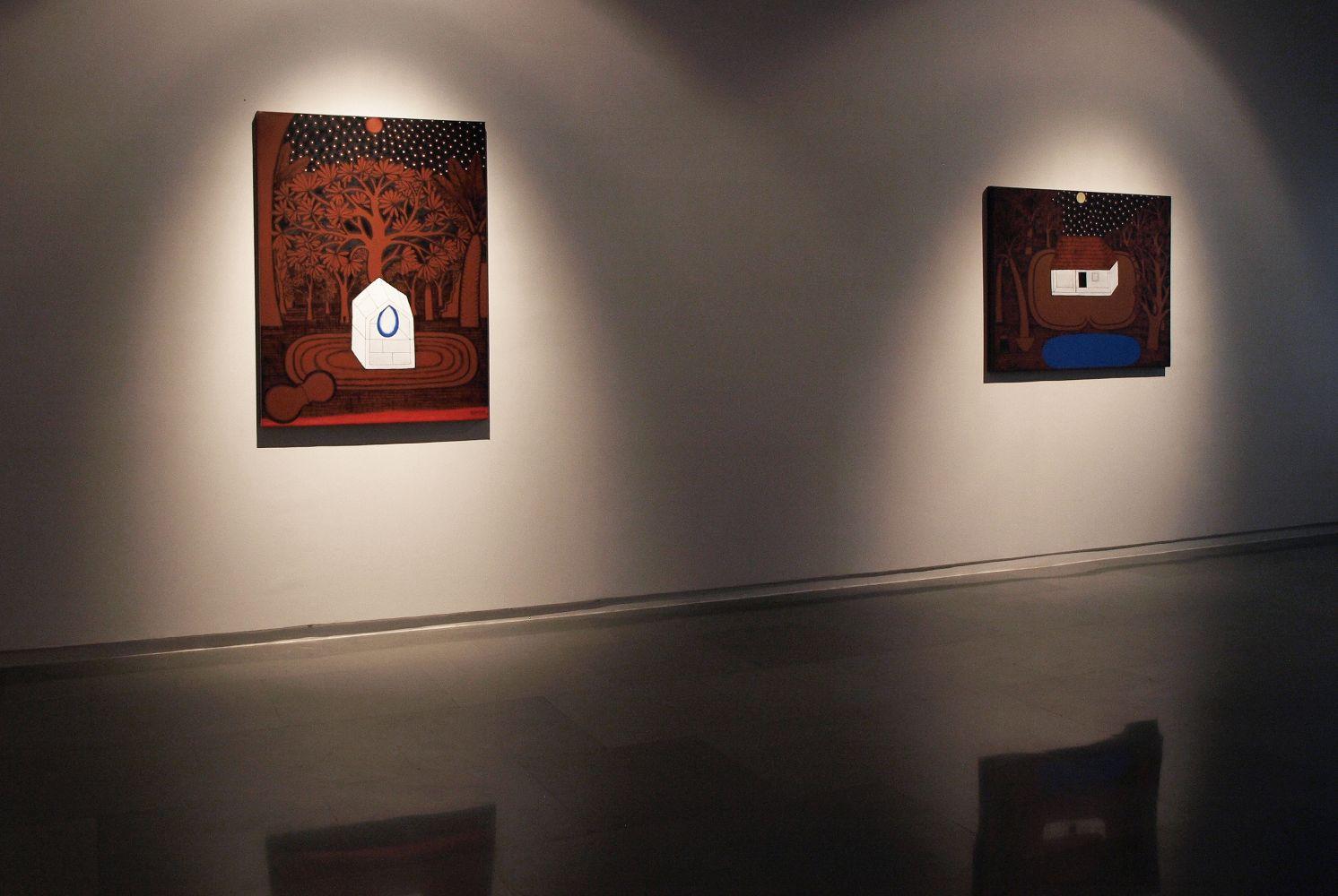 Rimzon Exhibition View 2