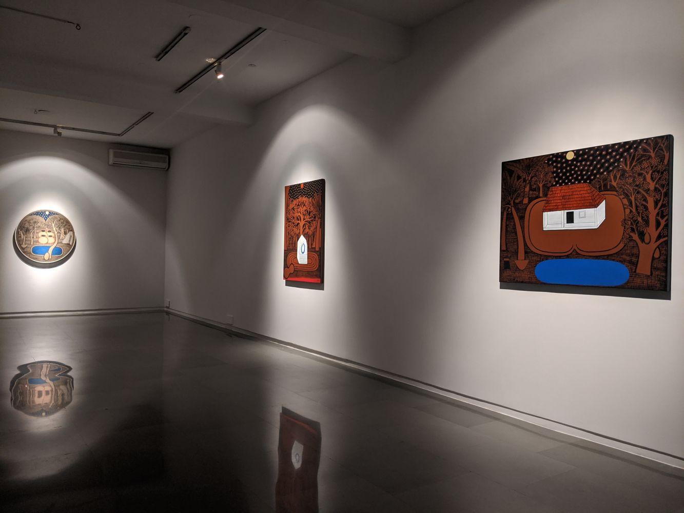 Rimzon Exhibition View 3