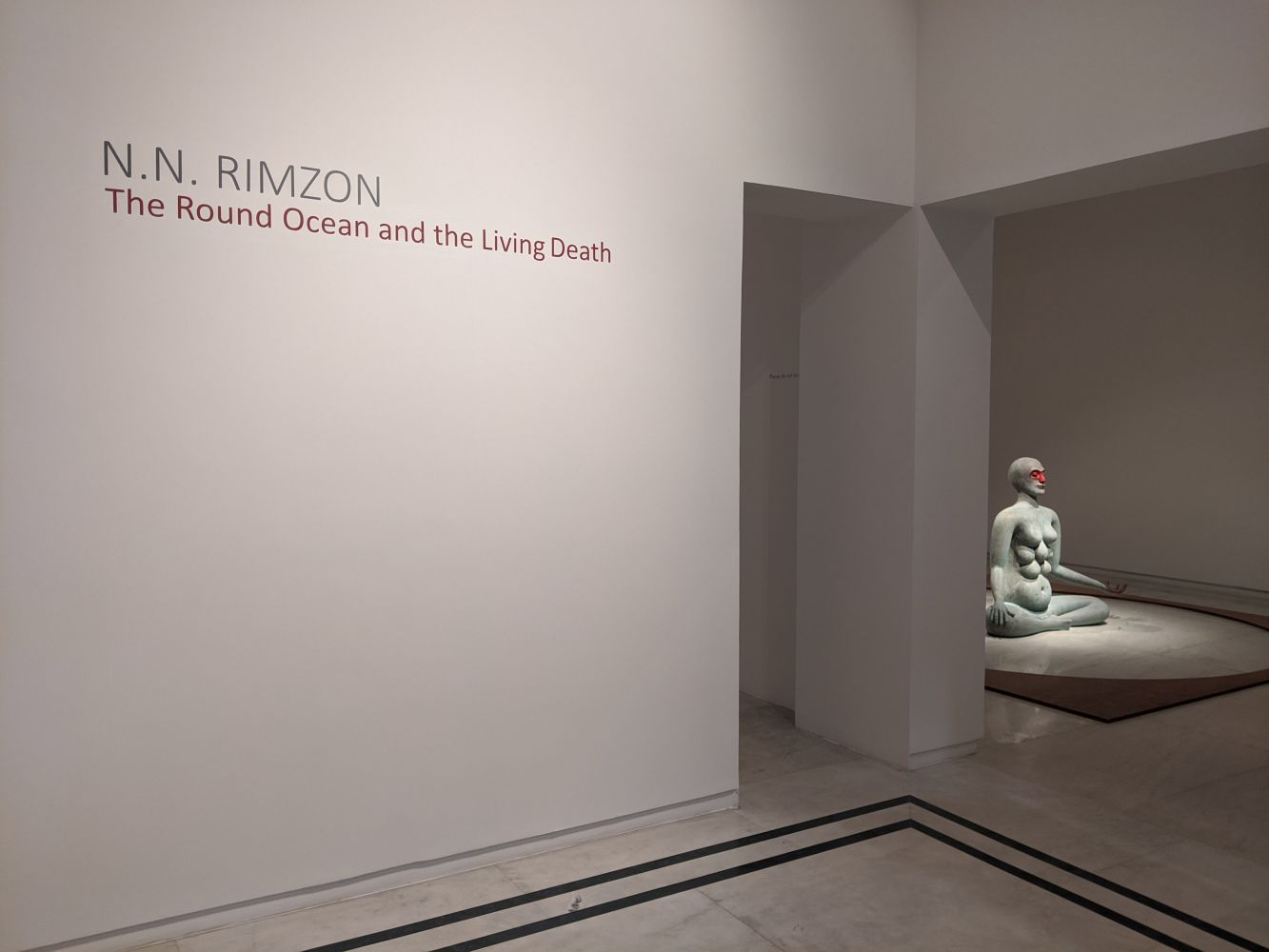 Rimzon Exhibition View 1