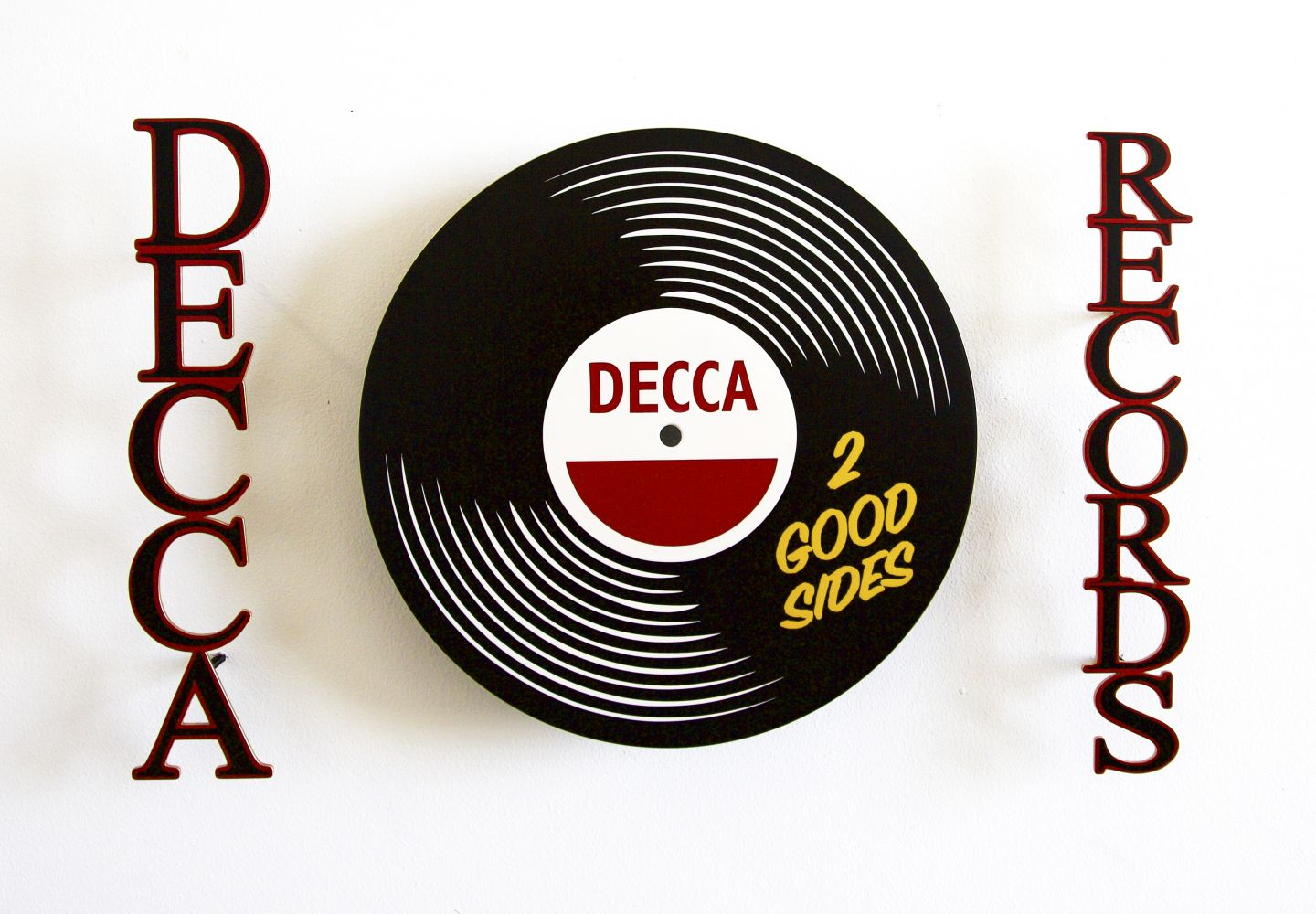 Signs of the Lost District: Decca Records