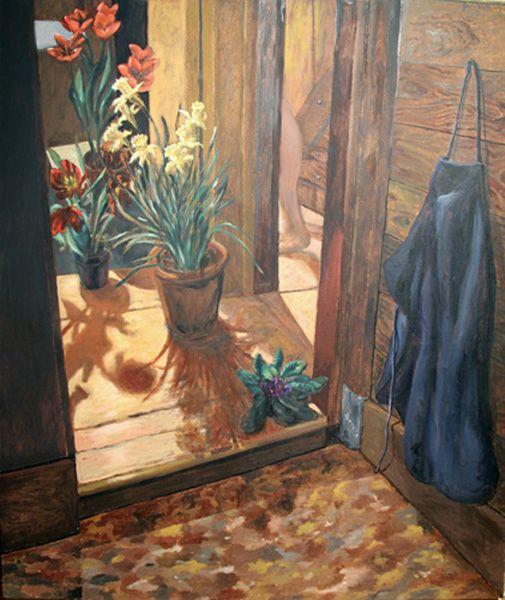 Jack Beal, 'The Doors,' 2008.