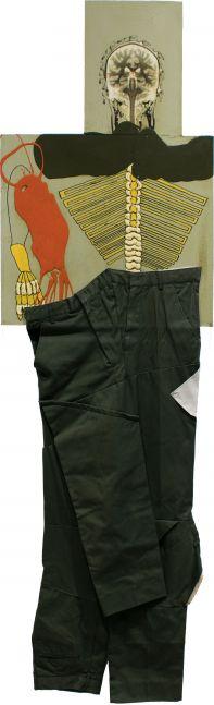 Katherine Sherwood 'Green Jeans'