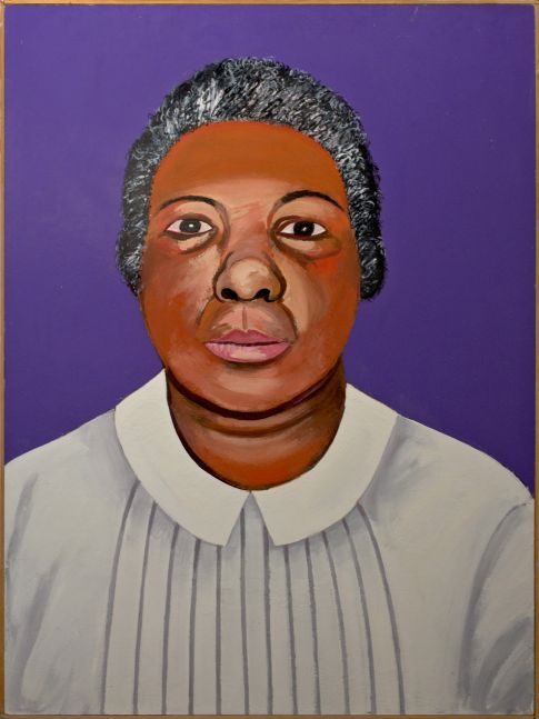 Portrait of Tinye van Arnsdale
