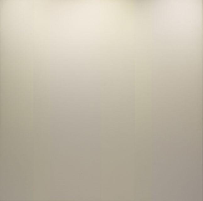 "AVALANCHE (FLOW), 1997 Acrylic on canvas, 54 x 54"""
