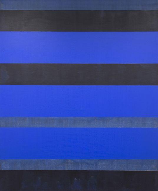 "PAINTING 24-XI-17  2017  Acrylic on canvas,  66 x 54"""