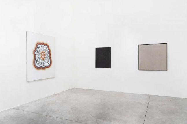 Installation View Basel OVR:20c - Kim Tschang-Yeul