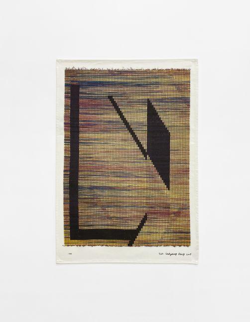 Suki Seokyeong Kang, Untitled (Based on Mat Black Mat 122 x 163 #19-02, 2019), 2020