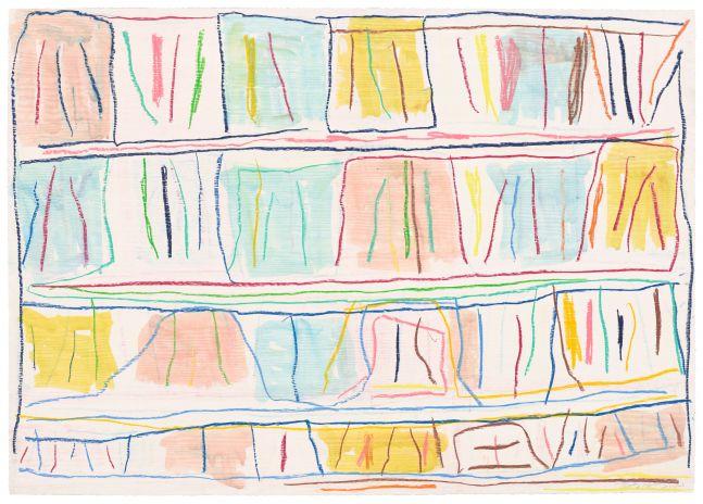 Stanley Whitney, Untitled, 2021